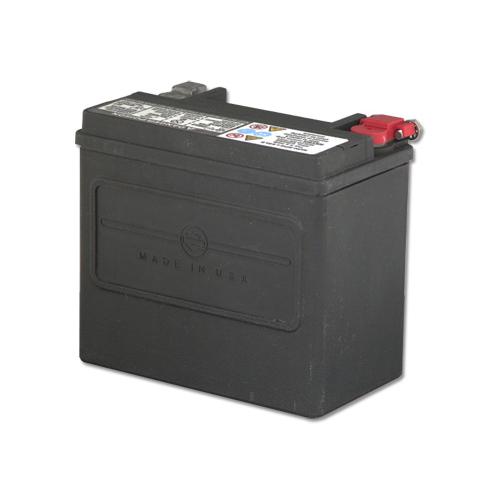ハーレー純正 73-94年FX/FXR 84-90年ソフテイル79-96年XL用 AGMバッテリー