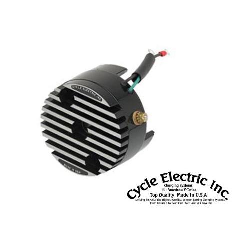 Cycle Electtric 65Aジェネレーター用エンドカバーレギュレーター