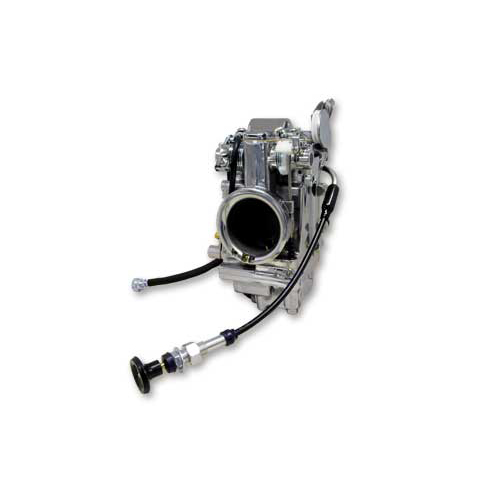 ミクニ HSR45 キャブレター ポリッシュ