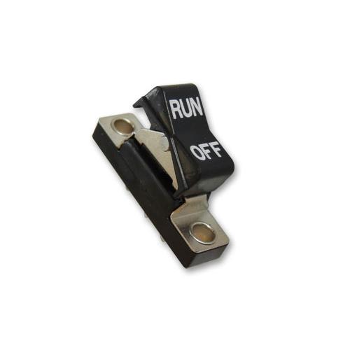 1972-81年スイッチボックス用RUN-OFFスイッチ