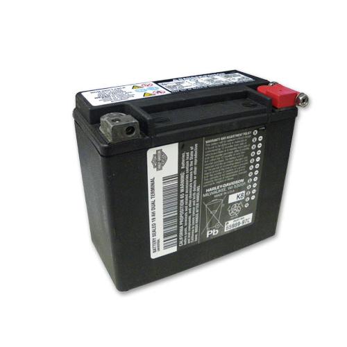 ハーレー純正 1997年以降ソフテイル/ダイナ/XL用 AGMバッテリー
