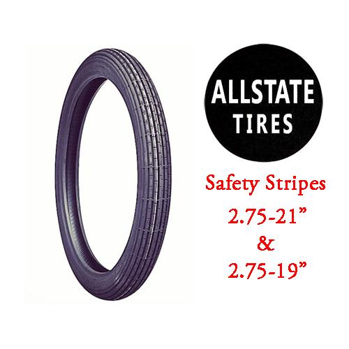 ALLSTATE Saftey Stripes タイヤ